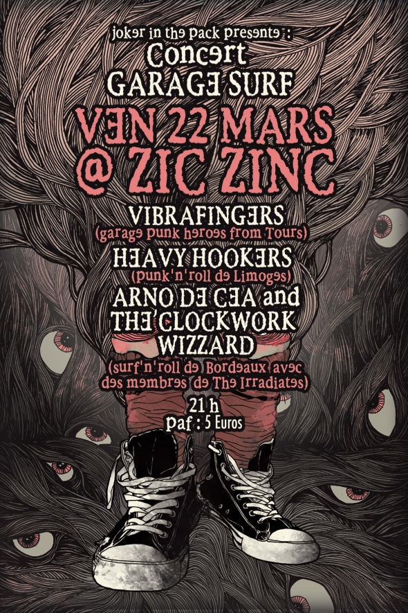 concert 22 mars